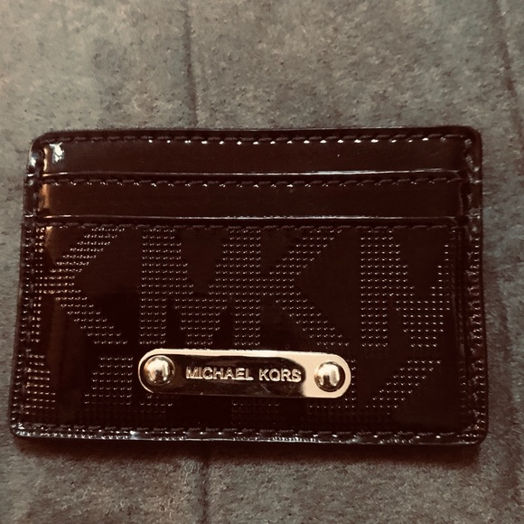 Michael Kors Handbags - Michael Kors Slim Card Case